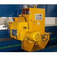 China High Precision Edge Milling Machine With Vertical Milling Head on sale