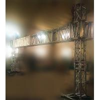 Costumized Aluminum Lighting Truss Aluminum Truss Systems For Convenience Manufactures