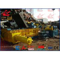 Heavy Duty Scrap Metal Baler HMS Baling Press Machine For Steel Factory And Metal Recycling Plant Manufactures