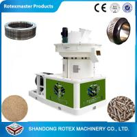 China Vertical Ring Die Wood Pellet Production Line for Making Biomass Pellet on sale