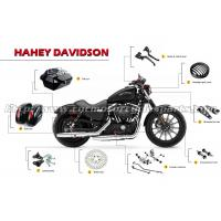Oem CNC Aluminum Stainless Steel Polished Harley Harley Davidson Motorcycle Accessories Manufactures