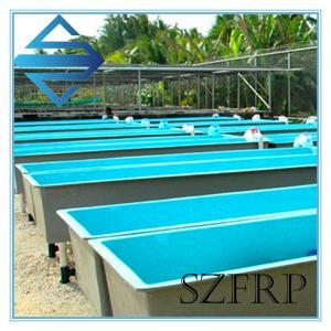 China Fiberglass Fish Tank For Sale on sale