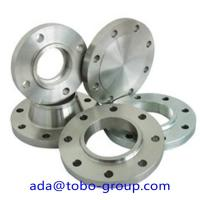 ASTM B564 UNS N08031 Forged Steel Flanges Ce Certificate For Electric Power Manufactures