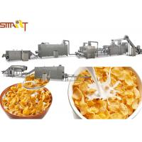 Cereal Corn And Wheat Flakes Millet Flakes Making Machine Long Life Warranty Manufactures