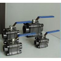 3 chip forging steel ball valve Manufactures
