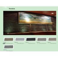 Fire Retardant  Waterproof Brick 3d Wall Panels for Restaurant Interior & Exterior Wall  Faux Stone Covering Manufactures