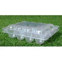 Recyclable Clear Disposable Food Trays Quail Egg Trays 3x4 Range Manufactures