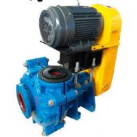 Quality High Pressure Horizontal Centrifugal Mining Slurry Pump for sale