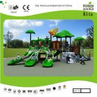 Jungle Series Outdoor Playground for Children (KQ10020A) Manufactures