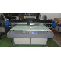 Automatic Epson Flatbed UV Printer 1700MM With CMYK Color Manufactures