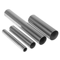 Mirror Polished 201 Stainless Steel Welded Tubes , Astm A316 Stainless Steel Pipe Manufactures