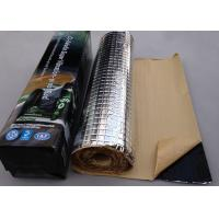 Self - Adhesive Anti Vibration Mats /  Sound Dampening Sheets For Car Manufactures