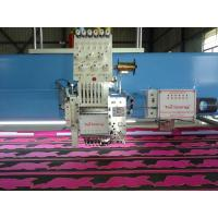 Tai Sang Embro Vista Model 601(6 needles 1 head high speed embroidery machine) Manufactures