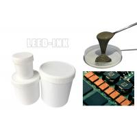 Good Adhesion Conductor Paste , Low Volume Resistivity Conductive Silver Paste Manufactures