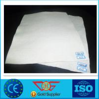 Polypropylene Non Woven Geotextile Drainage Fabric For Roadbed Protection Manufactures