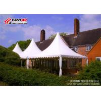 Modular Design Outdoor Festival Tents , Festival Canopy Tent With Sides Manufactures