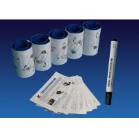 Electronic Grade IPA CR80 Datacard Cleaning Kit 5 Adhesive Cleaning Rollers Manufactures