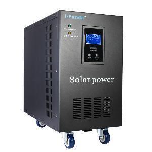 2500w 24V 50A Pure Sine Wave inverter SOLAR power inverter charger Manufactures