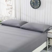 anti static anti EMF conductive earthing grounding fitted sheet grey color Manufactures
