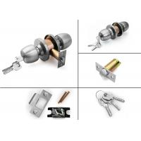 Quality High quality Ball Knob Lock for House Security Stainless Steel Spherical Lock for sale