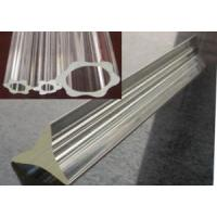 China Borosilicate Profile Glass Tube/Rod on sale