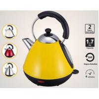 Color electric kettle 1.7 L 304# stainless steel strix temp. controller Manufactures