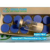 Blue Top Peptide Growth Hormone 191AA Human Growth Hormone Powder  HGH 10iu Vial Manufactures