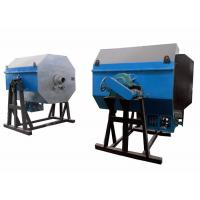 Tilting Rotary Gas Carburizing Furnace Bright Quenching Resistance Heat Manufactures