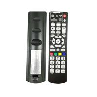 China Universal Satellite Set Top Box Remote Control 100% ABS For South America on sale