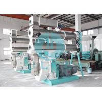 Floating Fish Feed Pellet Machine / Fish Pellet Extruder Machine 110kw for sale