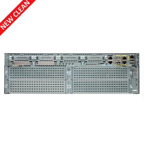 Quality Integrated Network Cisco Vpn Gigabit Router CISCO3945/K9 Cisco 3900 Series for sale