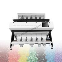 Plastic Color Sorter for Recycling Industries CCD Optical plastic color sorting machine Manufactures