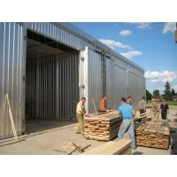 Wind Proof Kiln Drying Equipment 27000 M3 / H Circulating Air For Wood Manufactures