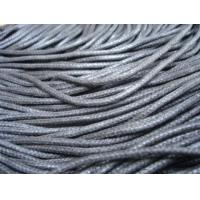China Waxed Shoe Laces on sale