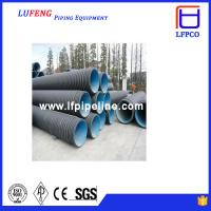 Rainwater Socket Corrugated HDPE Pipe Manufactures