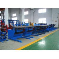 Frequency Stepless Speed Adjust Welding Turning Table 3 Tons Loading Capacity Manufactures