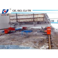 China TC6013 Mobile Tower Crane 1.3ton Tip Load and Rail Travelling Base Type on sale