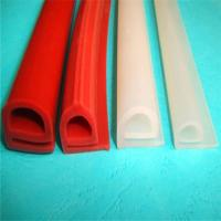 Durable Silicone Extruded Profiles Electrically Insulating With Dielectric Strength 500 V/Mil Manufactures