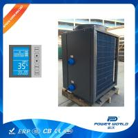 Reliable Stable Performance Commercial Swimming Pool Heat Pump Water Heater Or Chiller Manufactures