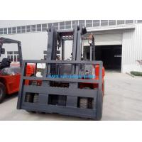 Quality 8 Ton Capacity Industrial Forklift Truck 3000mm Lifting Height With Fork for sale
