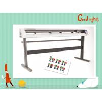 USB Paper / Fabric / Sign TENETH Printer Plotter Cutter With Optical Eye , CE Manufactures