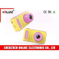 China 2 Inches TFT Screen Children Digital Camera HD 720P .7V Rechargeable Lithium Battery on sale
