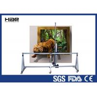 Vertical Direct To Wall Inkjet Printer Machine Eco Solvent Head Cleaning Solution Manufactures