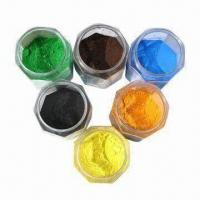 Pigments for Engineering Plastic, Excellent Weather Resistance and Chemical Resistance Manufactures