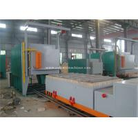 1 Year Warranty Bogie Hearth Furnace for 1200 Degree Celcius Heat Treatment Manufactures