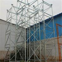 Standard Construction Formwork Scaffolding Systems , Steel Ring Lock System Scaffolding