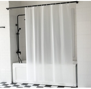 China Toilet Shower Curtain 70a Waterproof TPU Fabric on sale