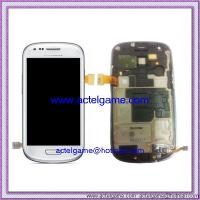 Samsung Galaxy S3 Mini i8190 LCD Screen with Digitizer white Samsung repair parts Manufactures