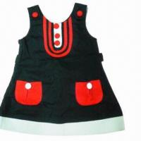Baby dress in fashionable style, ideal for infants and toddlers Manufactures