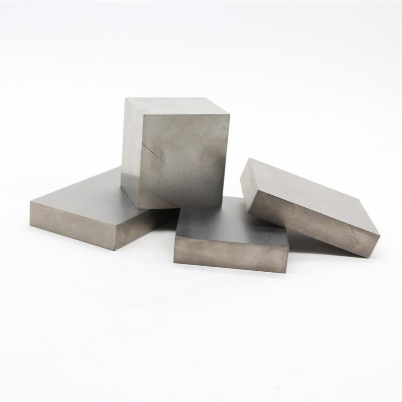Custom Forging Titanium Block With Machined Finished Surface Treatment Manufactures